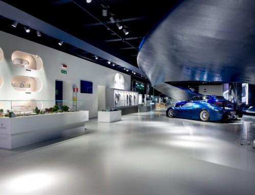 Fabrieksrondleiding Maserati
