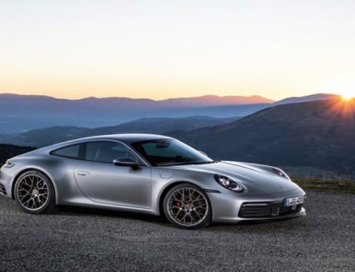 """Ook al heb je hem al gezien """"De nieuwe Porsche 911"""""""