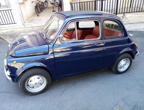 """Uit de oude doos """"Fiat 500 L"""""""